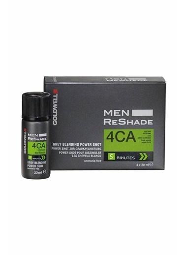 Goldwell Men Reshade Erkekler ıçin Köpük Saç Boyası 6CA 20x4 ml Kahve